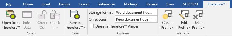 Saving information from Microsoft Office